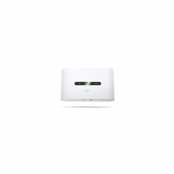 TP-LINK M7300 Mobile Wi-Fi with inter. 4G LTE modem, SIM slot, rechar.battery, microSD slot, 2.4 Ghz