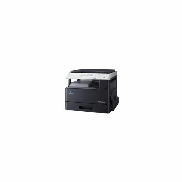 Konica Minolta bizhub 226 (black, A3, 22 ppm, COPY/SCAN/PRINT, GDI, USB)