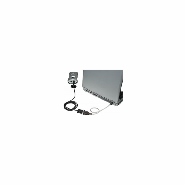 MANHATTAN Převodník z USB na sériový port (FTDI FT232RL Chip, 45cm)