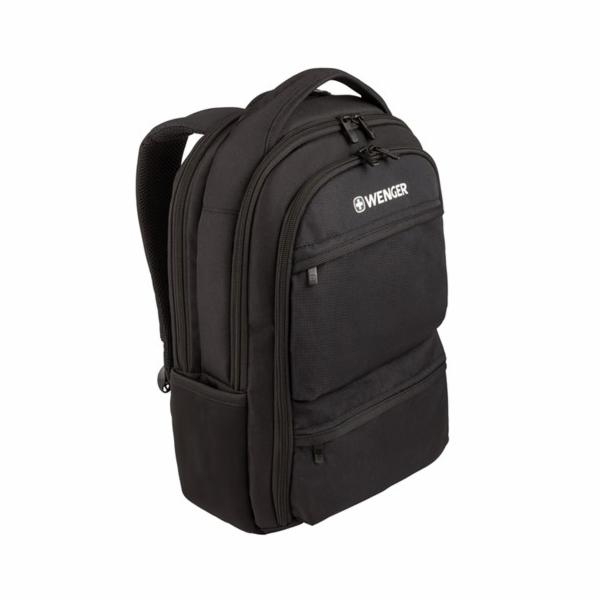 Wenger Fuse 15,6 / 40 cm Laptop Backpack black