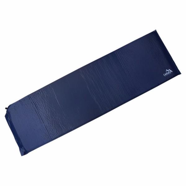 Karimatka samonafukovací 186x53x2,5cm modrá, CATTARA