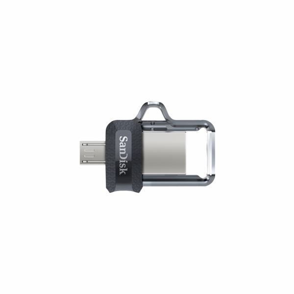 Flashdisk Sandisk Ultra Dual USB Drive m3.0 32 GB