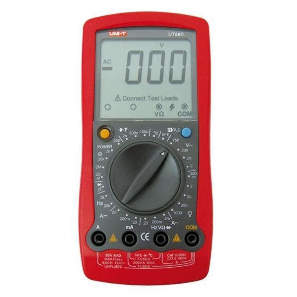 Multimetr UNI-T UT 58C