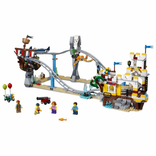 Lego Creators Pirátská horská dráha