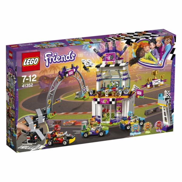 Lego Friends Velký závod