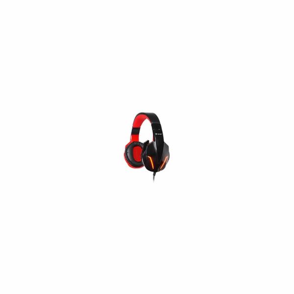 TRACER herní sluchátka s mikrofonem BATTLE HEROES Riot V2