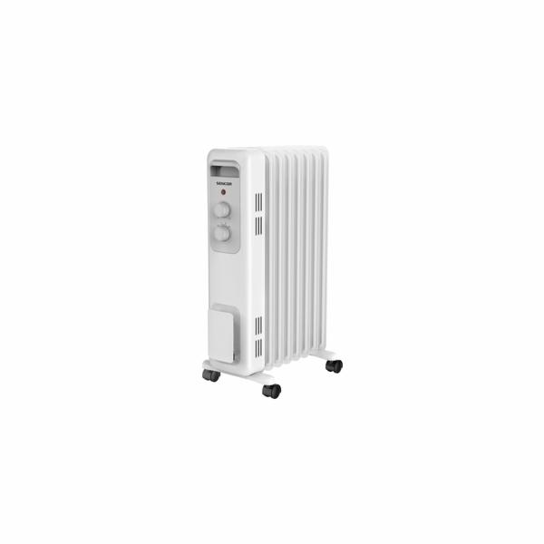 SOH 3207WH olejový radiátor SENCOR