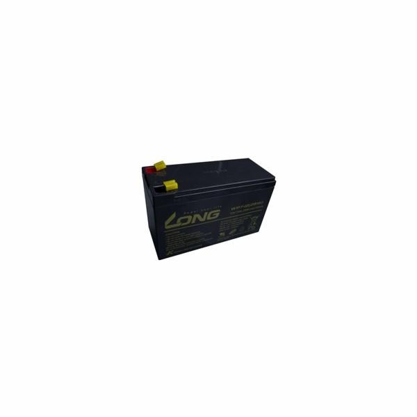Baterie Avacom Long 12V 7Ah olověný akumulátor F1