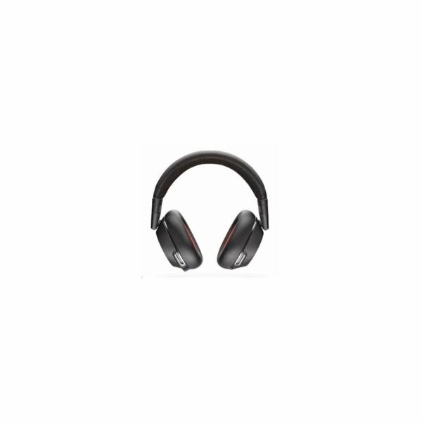 PLANTRONICS Bluetooth Headset Voyager 8200 UC, BT USB adaptér, nabíjecí pouzdro, černá