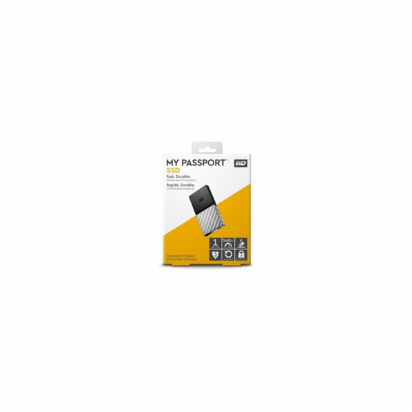 Western Digital MyPassport 1TB SSD WDBKVX0010PSL-WESN