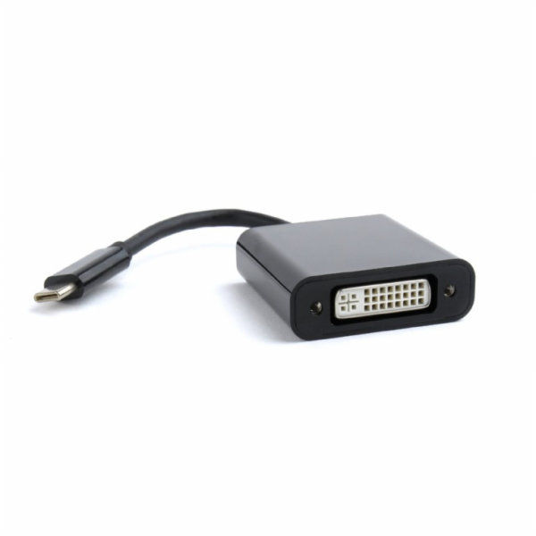 Adaptér Gembird USB-C na DVI (F)