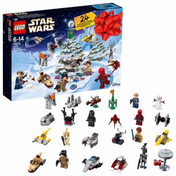 Lego Adventní kalendář Lego® StarWars