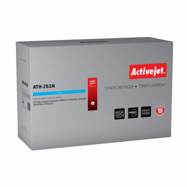 Toner ActiveJet ATH-261N | HP CE261A