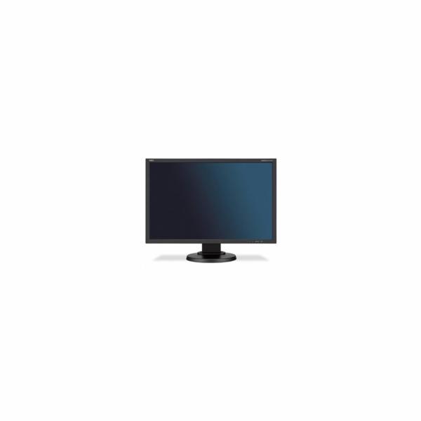 "NEC 24"" E245WMi - 1920x1200, PLS, W-LED, 250cd, D-sub, DVI, DP, Repro, černý"