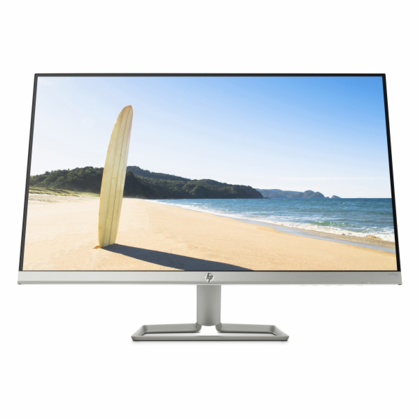 "LCD HP IPS Monitor 27fw LED backlight AG; 27"" matný, 1920x1080, 10M:1, 300cd, 5ms,VGA,HDMI,silver-white"