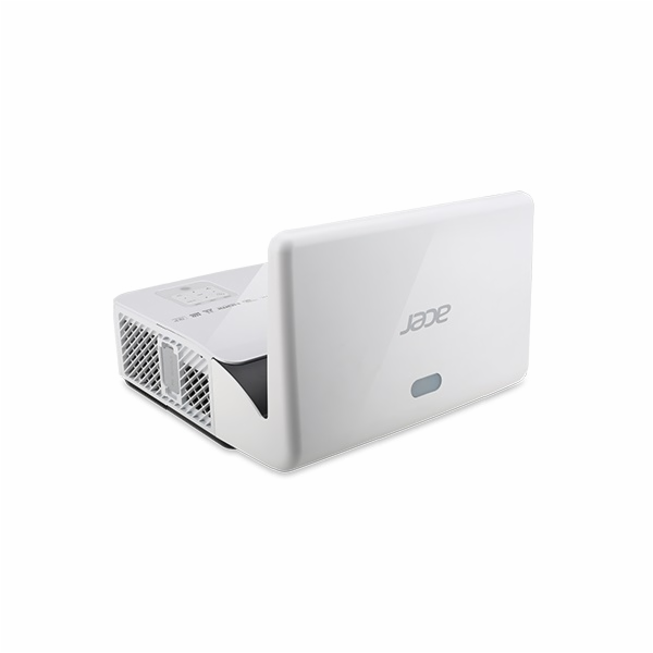Projektor Acer U5220 Ultra Short Throw DLP 3D 1024x768 3000Lum 13000:1 VGA HDMI RJ45 - RF receiver 5,5kg