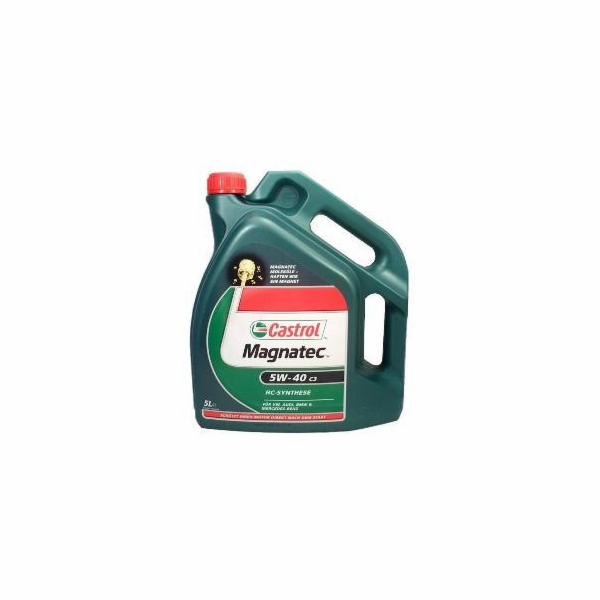 Motorový olej Castrol MAGNATEC 5W40 C3 5L