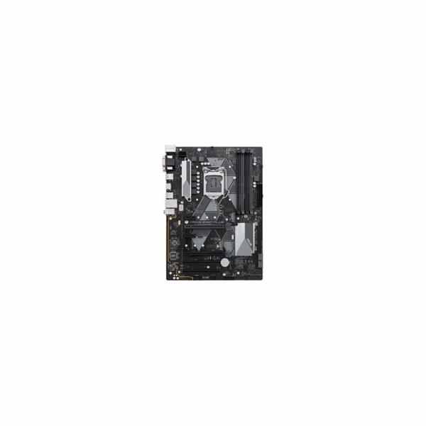 ASUS MB Sc LGA1151 PRIME B360-PLUS, Intel B360, 4xDDR4, VGA