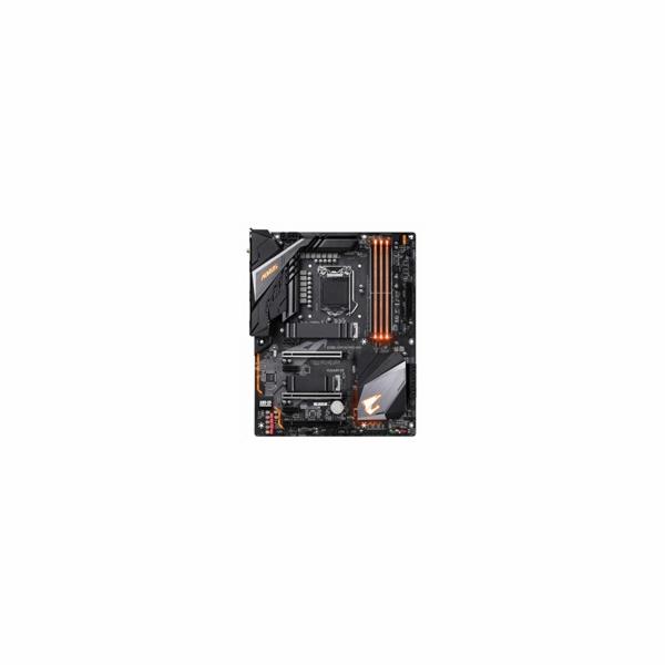 GIGABYTE MB Sc LGA1151 Z390 AORUS PRO WIFI 1.0 M/B, Intel Z390, 4xDDR4, VGA, WIFI