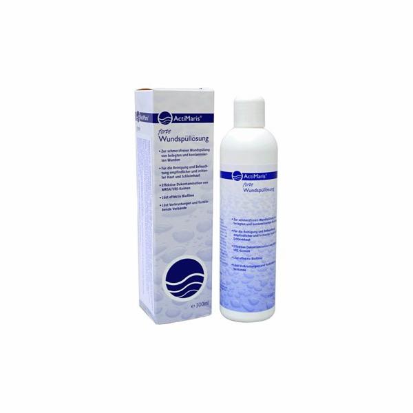 ActiMaris® Forte roztok na čištění a hojení ran 300ml