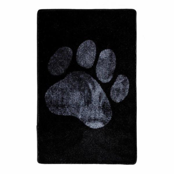 PET REBELLION Ochranný potah do kufru, černý 67x100cm