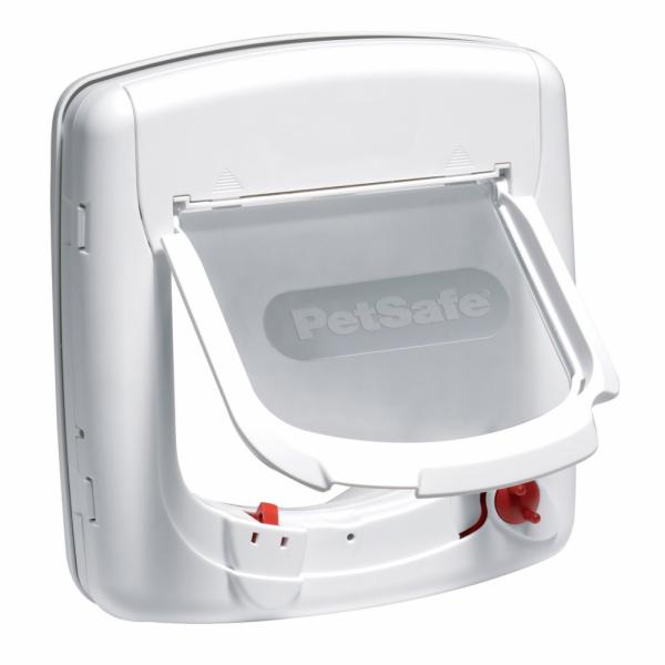 PetSafe Dvířka Staywell 500EF Infra Red, bílá