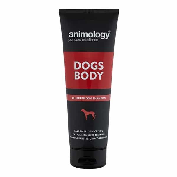 ANIMOLOGY Šampon pro psy Dogs Body, 250ml