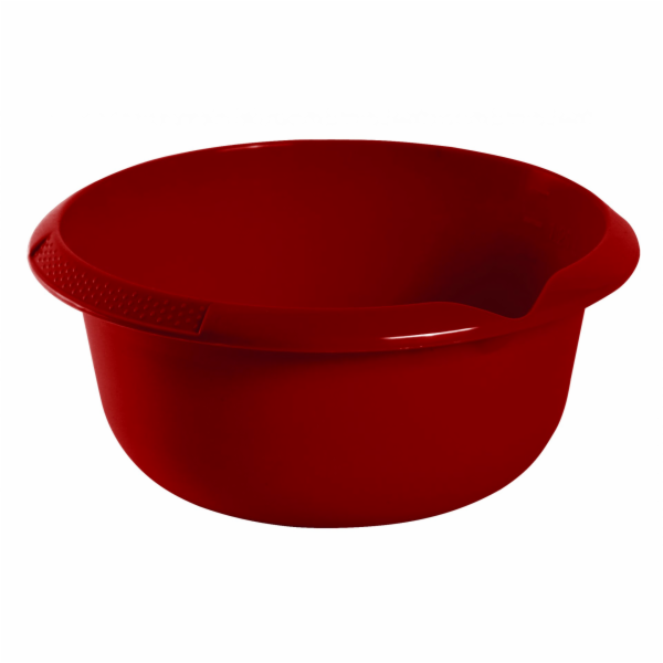 Keeeper miska kulatá s výlevkou, björk, červená 1,5l