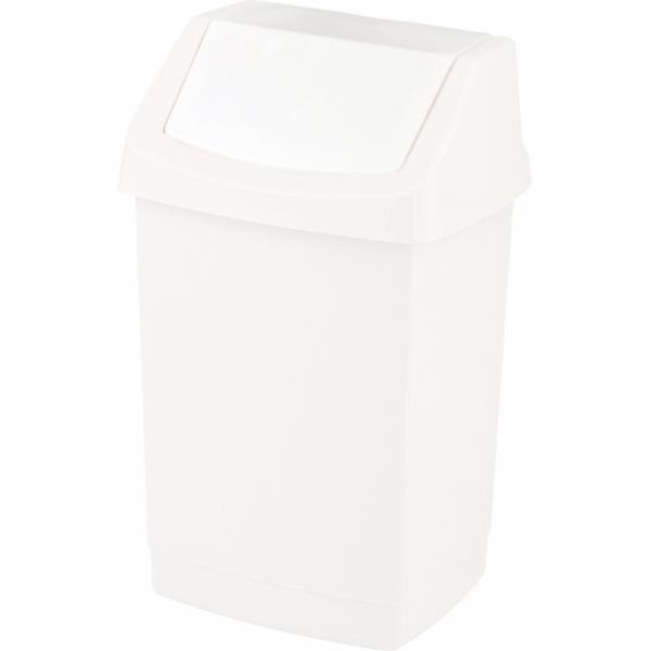Curver odpadkový koš, CLICK-IT, bílý, 25l