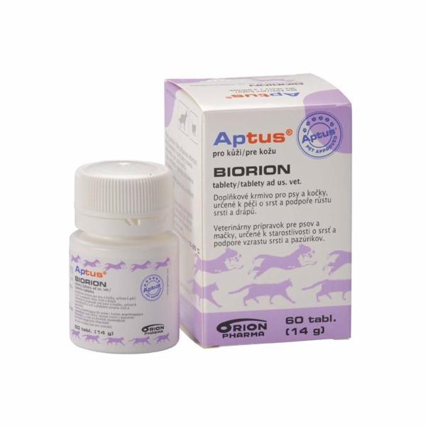 Aptus Biorion 60tbl (kůže a srst)