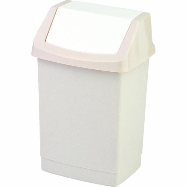Curver odpadkový koš, CLICK-IT, béžový, 25l