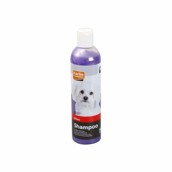 Karlie Šampon pro psy bílá srst 300ml