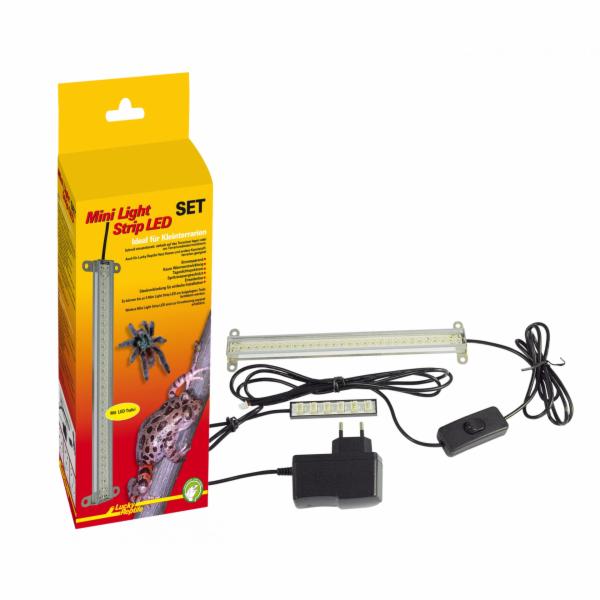 Lucky Reptile Mini Light Strip LED Přídavná dioda 22.5 cm