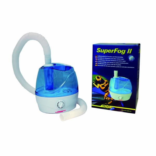 Lucky Reptile Super Fog II - mlhovač Náhradní membrána pro Super Fog II