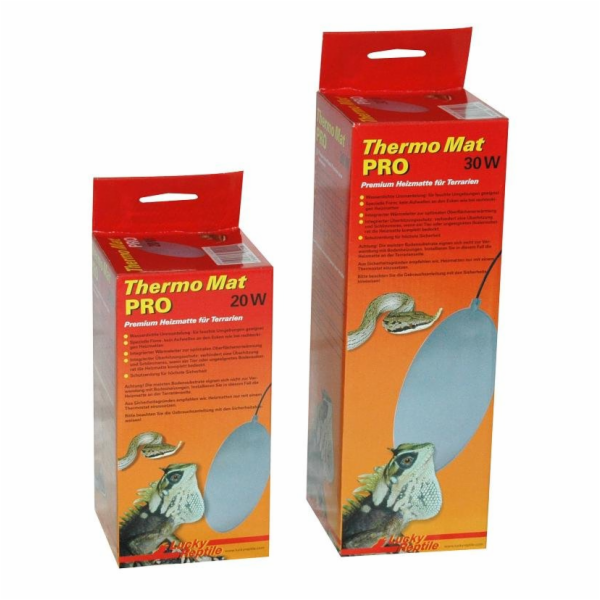 Lucky Reptile HEAT Thermo Mat PRO 10W, 25x15 cm