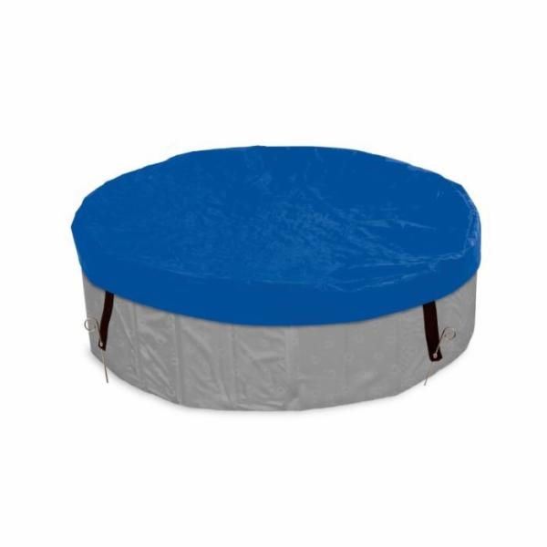 Karlie Plachta na bazén, modrá, 160cm