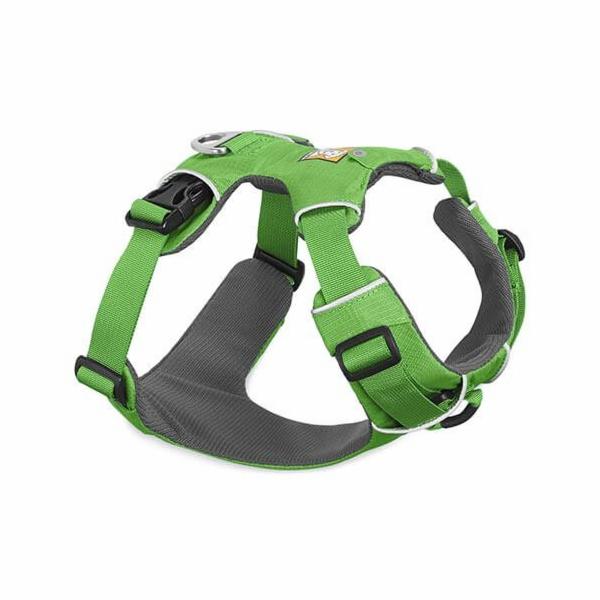 Ruffwear postroj pro psy, Front Range, zelený, velikost S