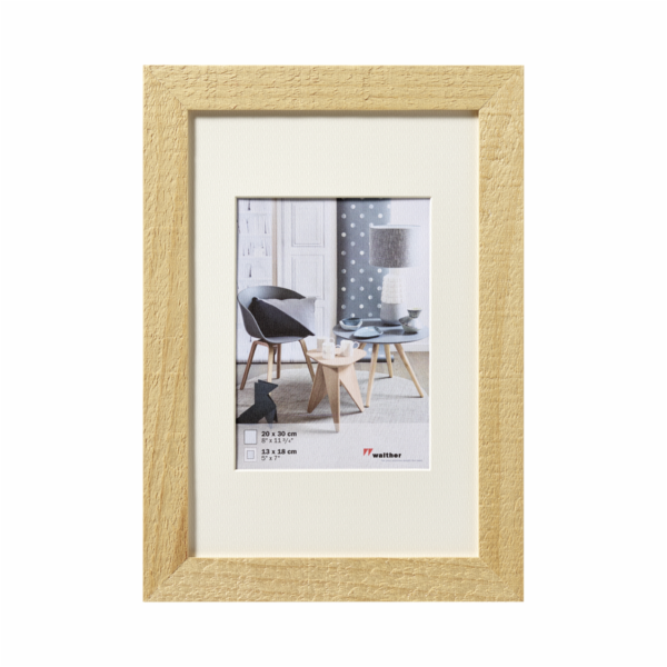Walther Home 20x30 Wooden Frame nature HO030H