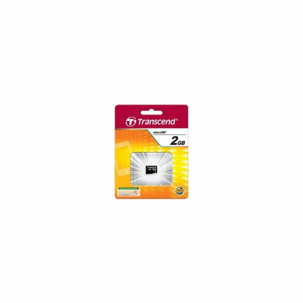micro Secure Digital Card 2 GB, Speicherkarte