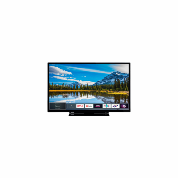 32W2863DG SMART HD TV T2/C/S2 TOSHIBA