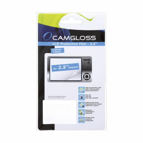 1x3 Camgloss Displaycover 6,4 cm (2,5 )