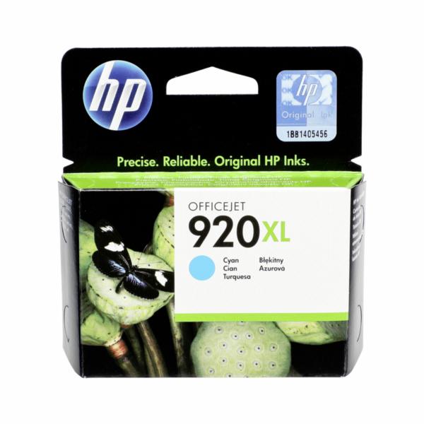 HP CD 972 AE cartridge modra c. 920 XL