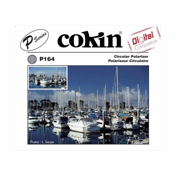 Cokin filtr P164 Pol cirkular