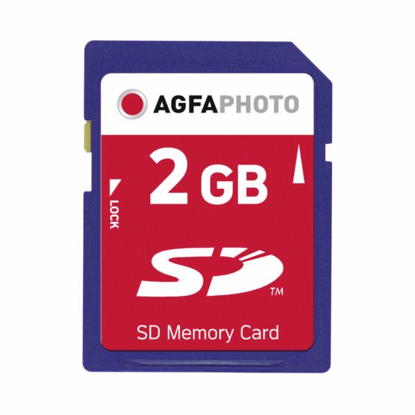 AgfaPhoto SD karta 2GB