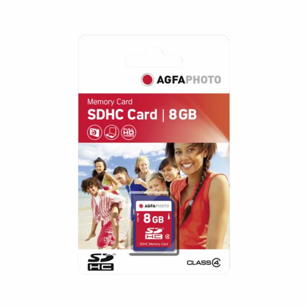 AgfaPhoto SDHC karta 8GB