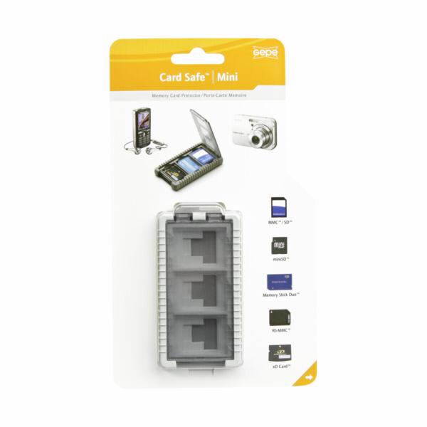 Gepe Card Safe Mini onyx All in One 3853