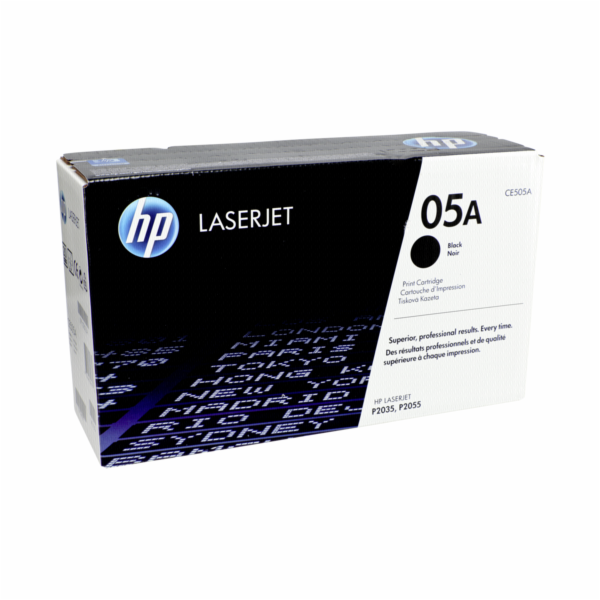CE505A HP toner čierny pre LaserJet
