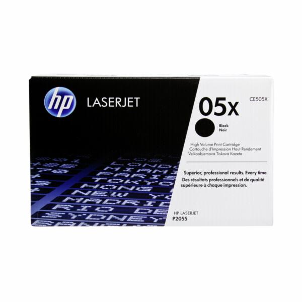 CE505X HP toner čierny pre LaserJet