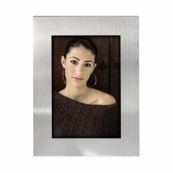 Hama Cardiff stribrna 13x18 portret kov 63816