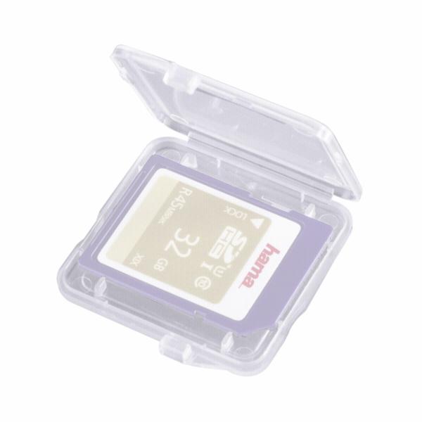 Hama box na pametové karty tenký na SD / SDHC / SDXC